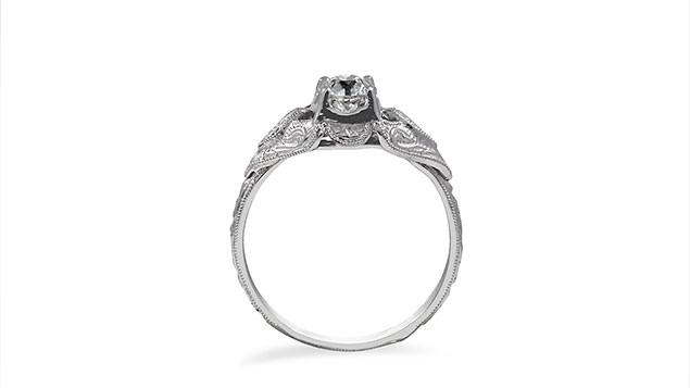 Ring After Clipping Path