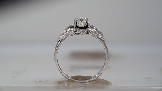 Ring Before Clipping Path